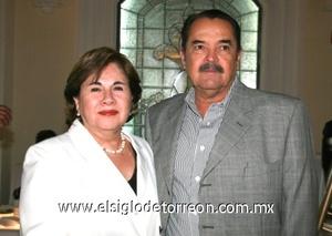 Francisco y Yolanda Porragas.