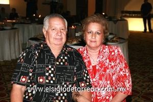 Gerardo Carlos Chain y Piry Alatorre de Carlos.
