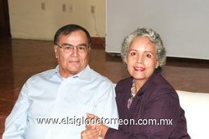 Eduardo Munguía y María de Jesús Parra.
