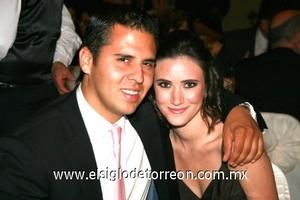 Eduardo Madero y Alejandra Maisterrena.