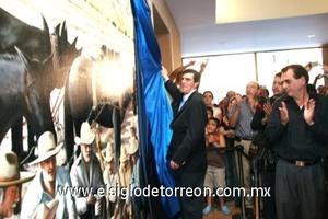 El Alcalde José Ángel Pérez dio la bienvenida y dirigió unas palabras a los asistentes.