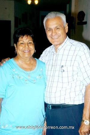 19102008 Sabas Ibáñez Franco y Carmen Irene Martínez de Ibáñez