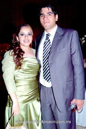 19102008 Elia María y Daniel de Anda