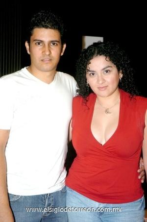 21102008 Jorge Villarreal e Idalia Montesinos