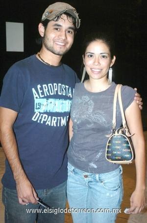 21102008 Pablo Garza Alanís y Anel Gómez Madrigal