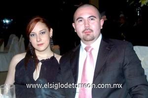 21102008 Rosilú González y Jorge Pérez Mendoza