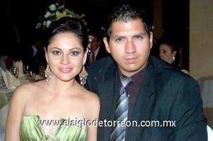 22102008 Elsa Hinojosa y Luis Fernando Lara