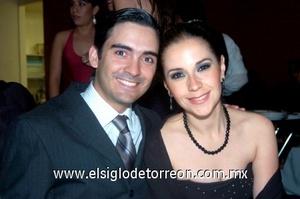 22102008 Salvador Álvarez McAnally y Érika Obregón de Álvarez
