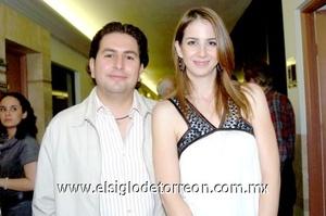 23102008 José Yacamán y Ana C. de Yacamán
