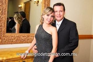 23102008 Liliana González de Izaguirre y Vicente Izaguirre Martín