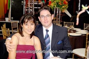 23102008 Martha Monárrez de Castilla y Alberto Monárrez de Castilla
