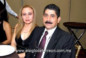 26102008 Carmen San Vicente y José Luis López Robles.