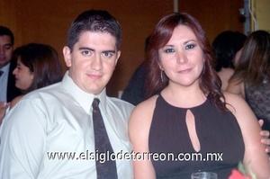 26102008 Luis Gerardo Aguiñaga y Elizabeth Corona