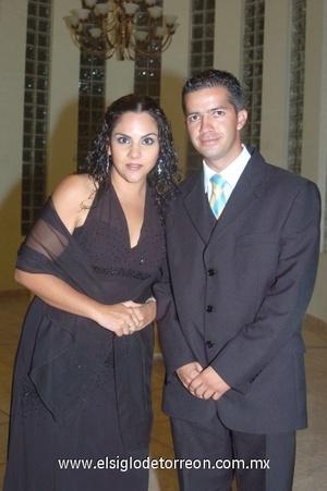 26102008 Paty Arestegui y Abdul Hernández Jalife.