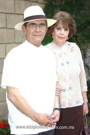 26102008 Rodolfo González Treviño y Margarita Herrera de González Treviño