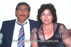 27102008 Juan Ramírez y María del Carmen Flores.
