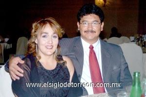 28102008 Claudia Duarte y Francisco Javier Carreón