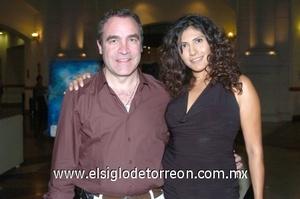 29102008 Efrén Soto y Lucy Alvarado Paissan