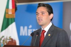 Coordinador Regional de la Campaña Presidencial de Vicente Fox en el año 2000 por la Región Peninsular Campeche, Tabasco-Chiapas-Yucatán-Quintana Roo.  Diputado Federal y Presidente estatal del PAN en el estado de Campeche, así como Candidato del PAN a la Alcaldía de esa ciudad.  Fue Presidente de la Comisión de Energía en la Cámara de Diputados en la LVIII Legislatura. Del 2003 al 2004 fue Asesor del Secretario de Energía y en 2004 fue nombrado Subsecretario de Electricidad.