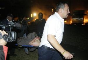 El jefe de Gobierno del Distrito Federal, Marcelo Ebrard, confirmó que el accidente aéreo ocurrido este martes sobre Paseo de la Reforma ha dejado hasta el momento un saldo de catorce muertos, así como daños a 30 vehículos.