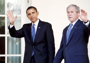 Una vez que se siente en su escritorio en la Oficina Oval e inicie sus tareas como 44° presidente de Estados Unidos, se espera que Obama recurra a sus nuevas facultades ejecutivas para revertir directrices del gobierno de Bush.