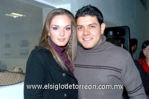 02112008 María Elena González García y José Carreón Montenegro.