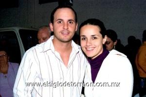 02112008 Nora González y Alfredo Fernández.