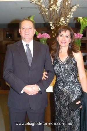 06112008 Jesús Viesca Galván y María Elisa de Viesca