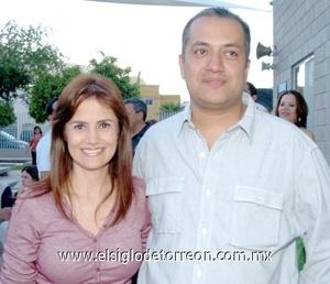 06112008 Susana y Luis Carlos López