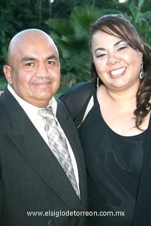 07112008 Fernando Ruelas y Elisa Rivas