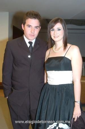 07112008 Luis Alberto Esparza y Ana Gaby Hernández