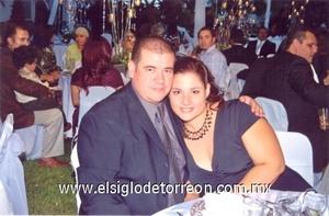08112008 Carlos Aguirre y Kelly Jaik de Aguirre