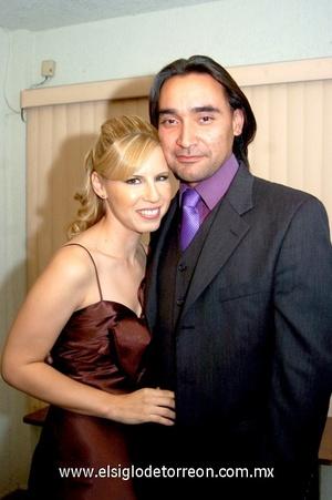 08112008 Sandra Lucía Guerrero Flores y Hugo Aurelio González-Gómez Rimada contrajeron matrimonio civil el primero de noviembre
