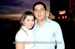 09112008 Fabiola Padilla y Alfredo Hernández