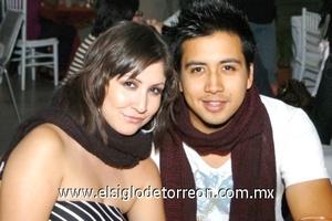 09112008 Gina González y Dan Fernández