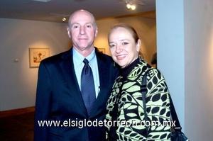09112008 Salvador Jalife y Nancy Lozano de Jalife.