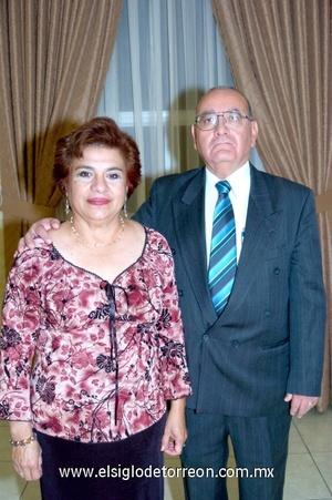 14112008 Mily de Morán y Marco Antonio Morán