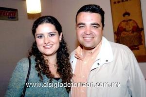 16112008 Cecilia y Ricardo Camacho
