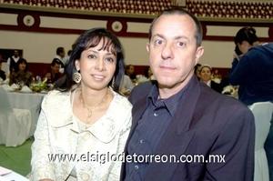 16112008 Diana de Gavela y Mario Gavela.