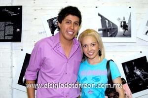 16112008 Felipe Flores y Carol Pérez.