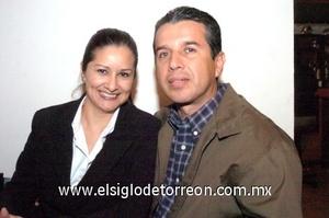 16112008 Lorena Robles y Fernando Muñoz.
