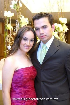 16112008 Mariana Fernández y Javier Dávila.