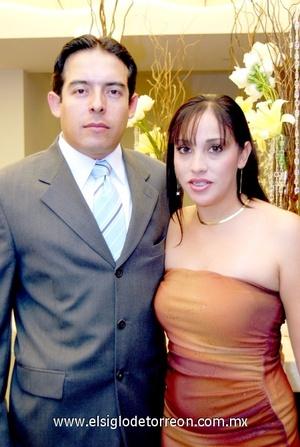 16112008 Miguel Cobián y Margarita Valenciana