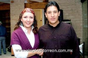 16112008 Rosa Elena Gordillo y Gabriel Gutiérrez