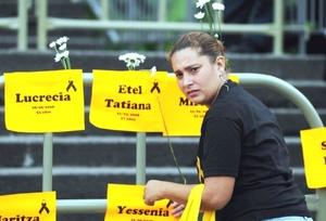Según el informe, el más violento fue el Estado de México, con 289 casos; seguido por el Distrito Federal, con 176; Jalisco, con 83, y Chihuahua, con 70.