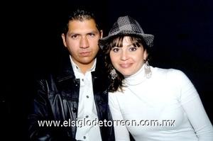 18112008 Alejandro Centeno y Karla de Centeno