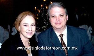 18112008 Ana Elena y Leopoldo López.