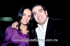 18112008 Lorena Morales y Rodrigo Saracho