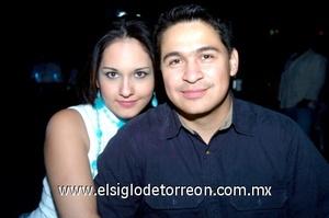 18112008 Sonia Cháirez y Vicente A. Fernández