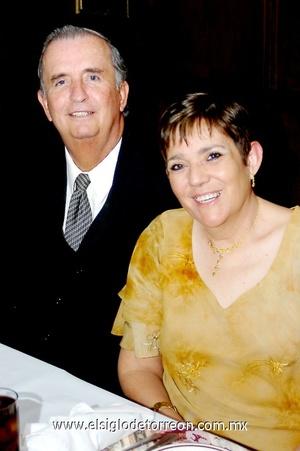 21112008 Ricardo Saravia y Ana Laura de Saravia
